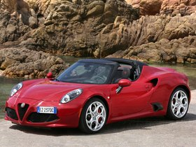 Ver foto 25 de Alfa Romeo 4C Spider 960 2015