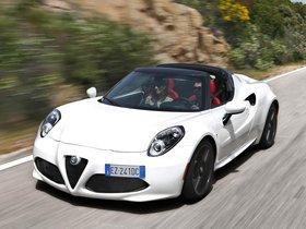 Ver foto 22 de Alfa Romeo 4C Spider 960 2015