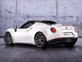 Ver foto 5 de Alfa Romeo 4C Spider Concept 2014