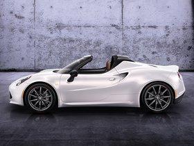 Ver foto 4 de Alfa Romeo 4C Spider Concept 2014