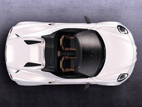 Ver foto 3 de Alfa Romeo 4C Spider Concept 2014