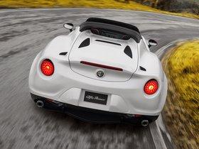 Ver foto 17 de Alfa Romeo 4C Spider USA  2015