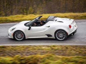 Ver foto 13 de Alfa Romeo 4C Spider USA  2015