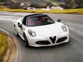 Ver foto 12 de Alfa Romeo 4C Spider USA  2015