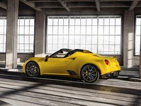 Ver foto 10 de Alfa Romeo 4C Spider USA  2015
