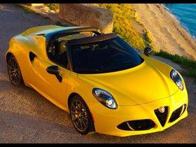 Ver foto 9 de Alfa Romeo 4C Spider USA  2015