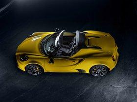 Ver foto 7 de Alfa Romeo 4C Spider USA  2015