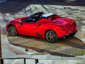 Ver foto 3 de Alfa Romeo 4C Spider USA  2015