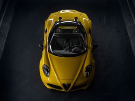 Ver foto 2 de Alfa Romeo 4C Spider USA  2015