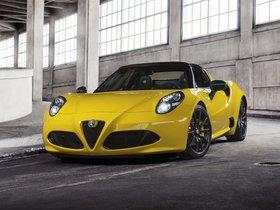 Ver foto 25 de Alfa Romeo 4C Spider USA  2015
