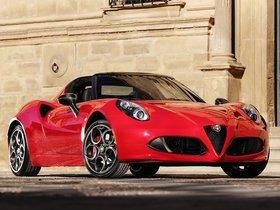 Ver foto 22 de Alfa Romeo 4C Spider USA  2015