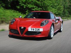 Ver foto 11 de Alfa Romeo 4C UK 2014