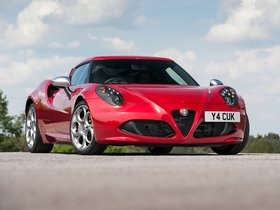 Ver foto 8 de Alfa Romeo 4C UK 2014