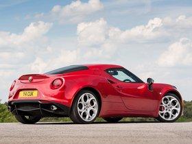 Ver foto 5 de Alfa Romeo 4C UK 2014
