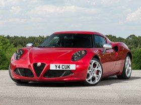Ver foto 4 de Alfa Romeo 4C UK 2014
