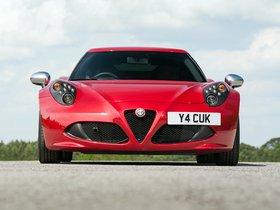 Ver foto 3 de Alfa Romeo 4C UK 2014