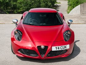 Ver foto 2 de Alfa Romeo 4C UK 2014