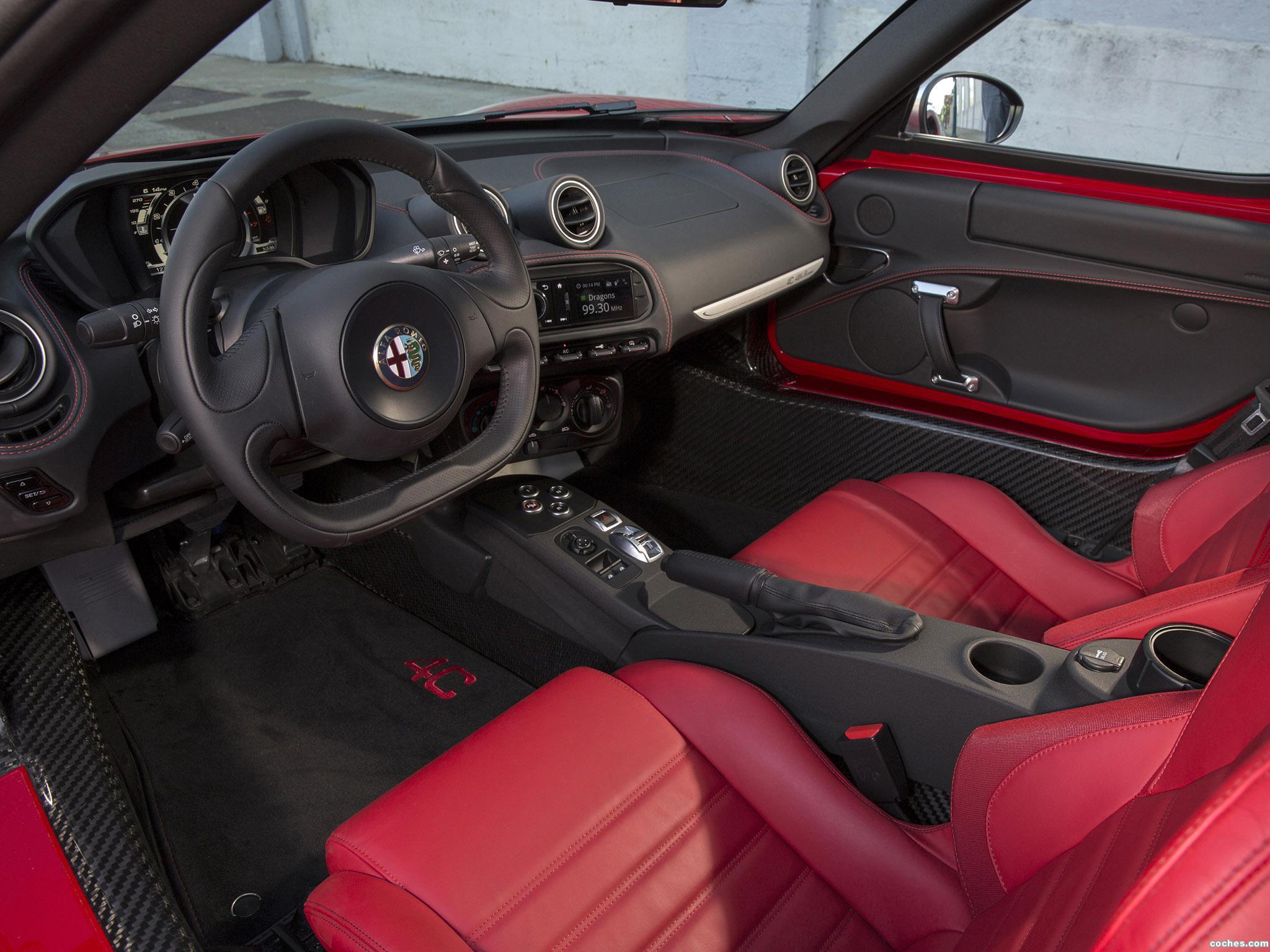 Foto 29 de Alfa Romeo 4C USA 2014