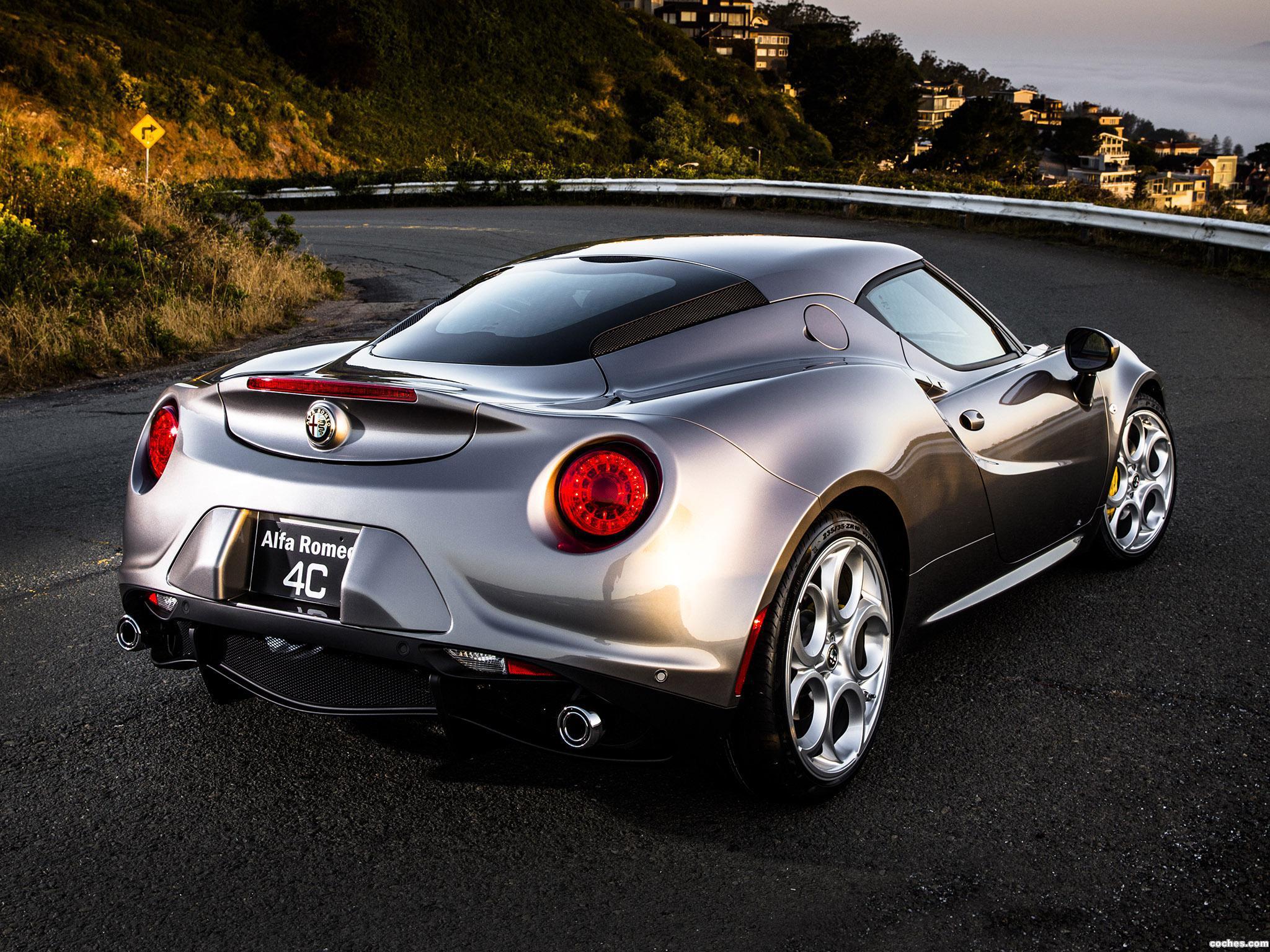 Foto 15 de Alfa Romeo 4C USA 2014