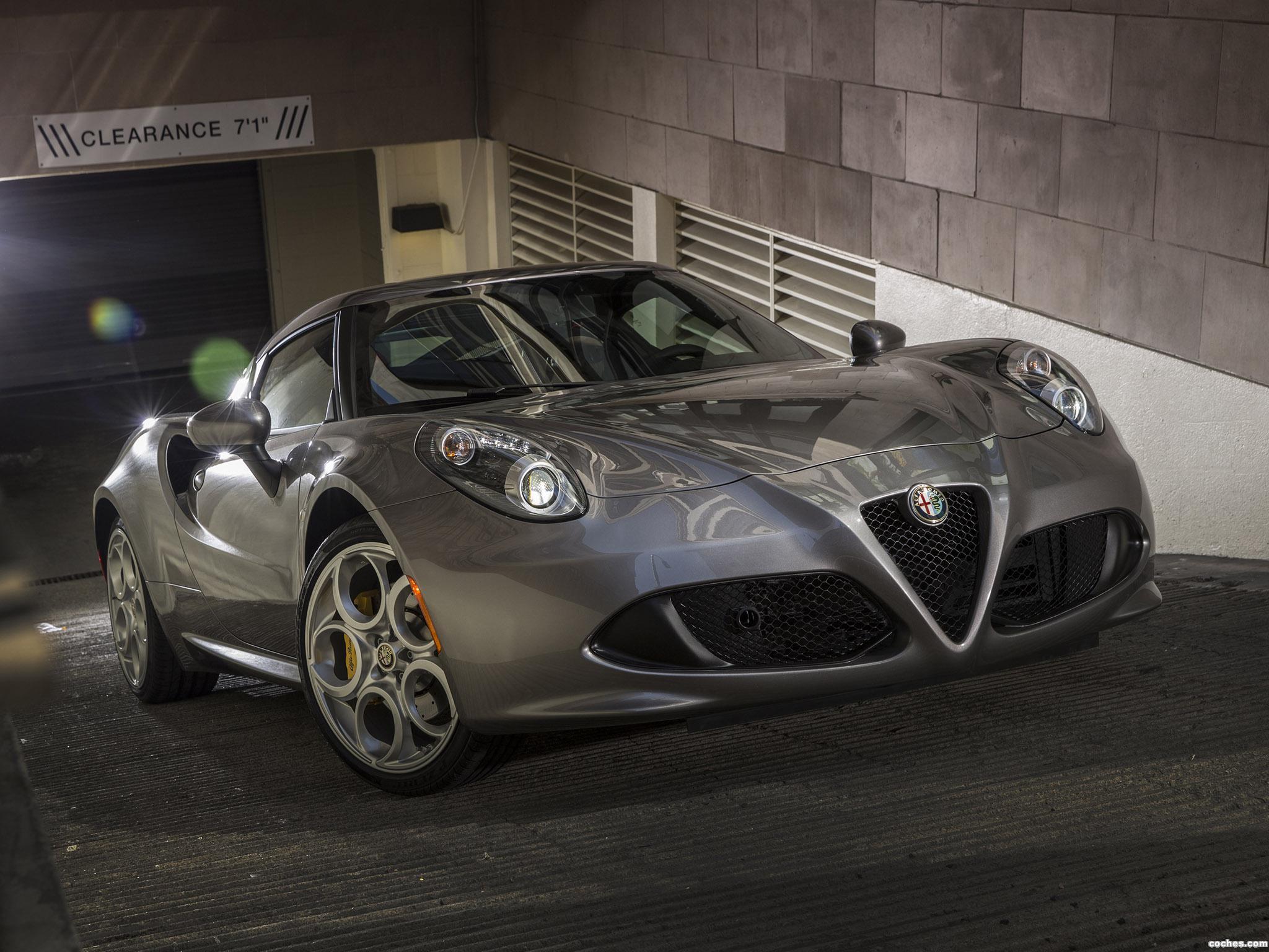Foto 13 de Alfa Romeo 4C USA 2014