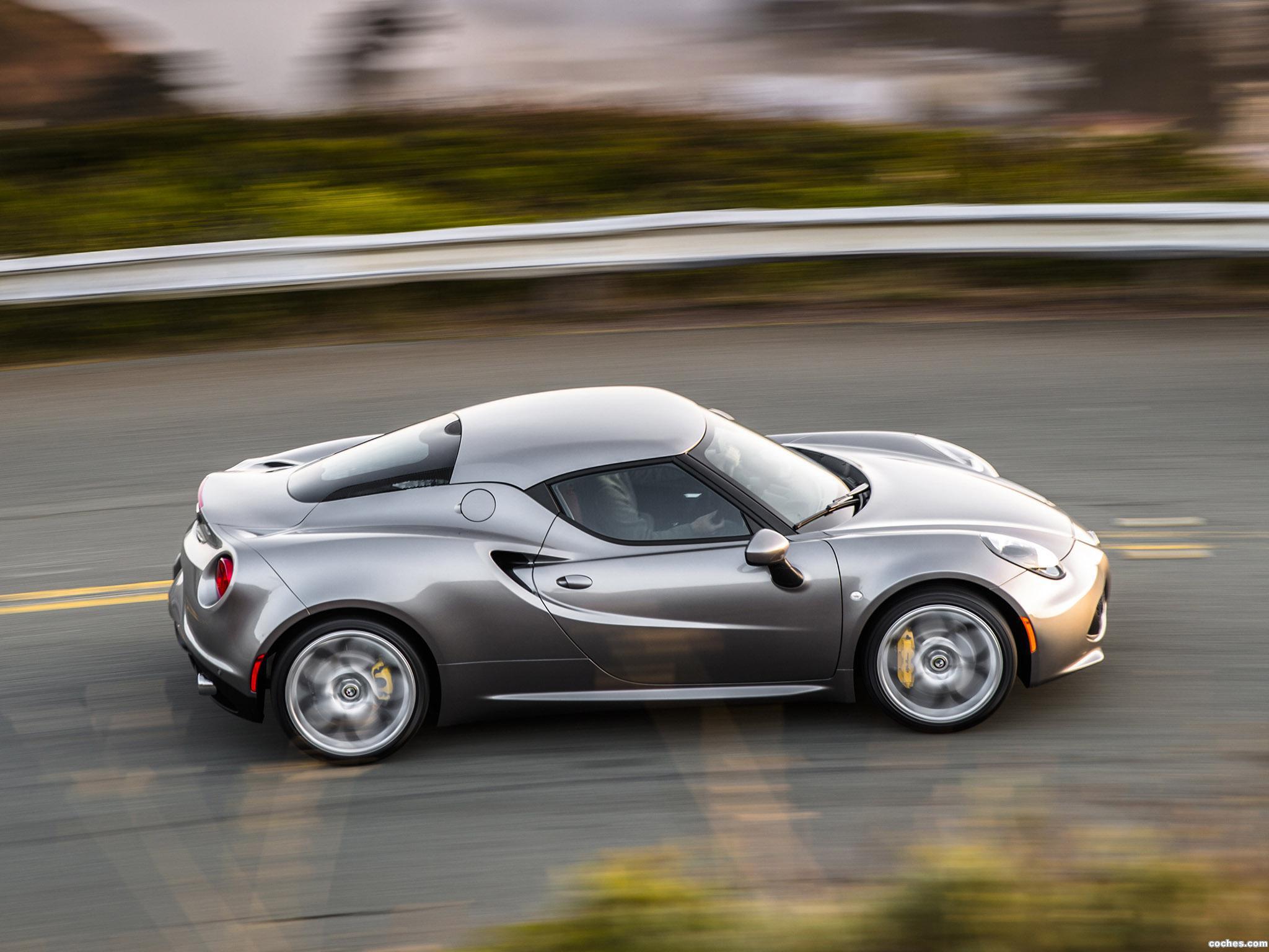 Foto 12 de Alfa Romeo 4C USA 2014