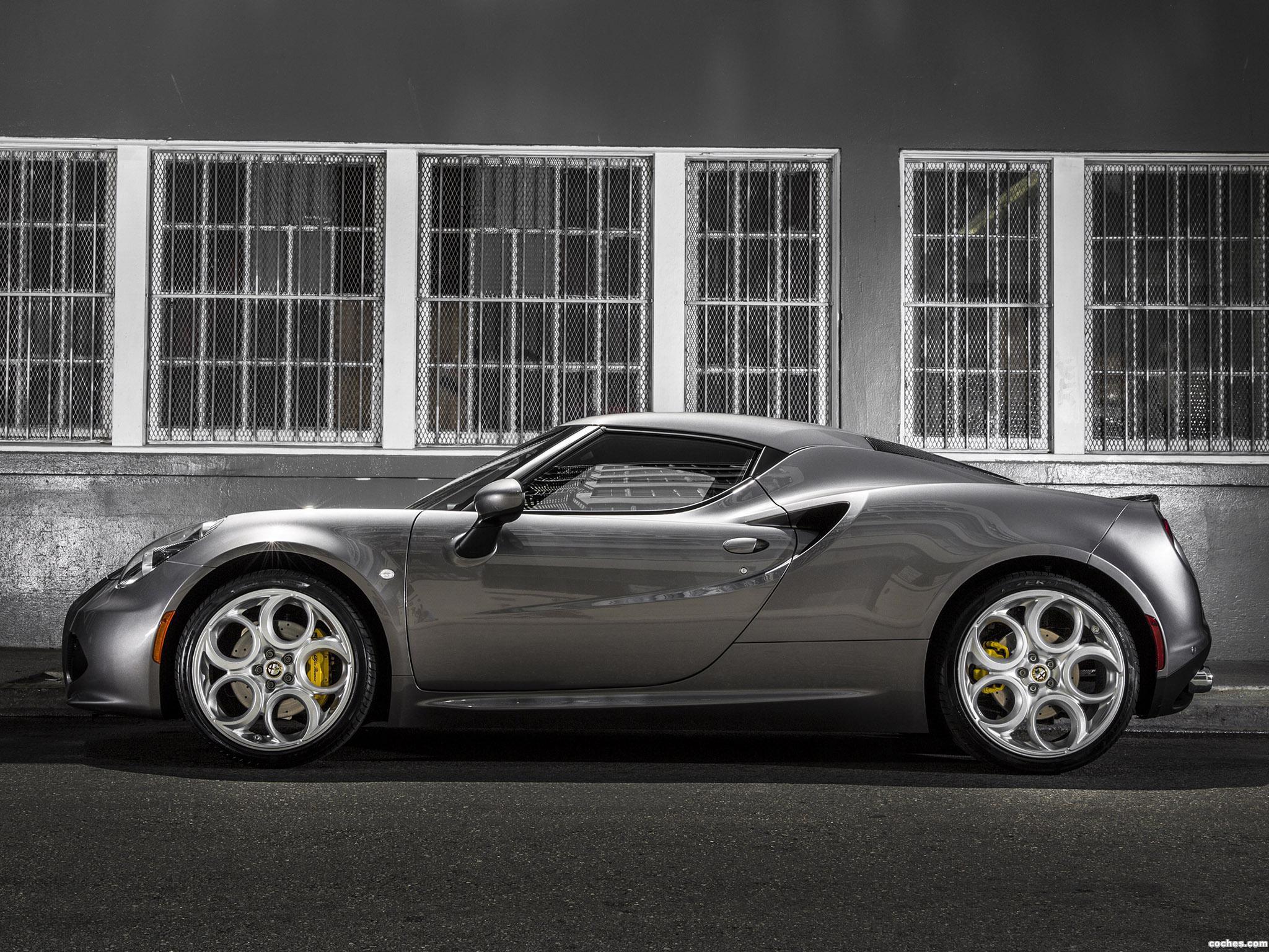 Foto 11 de Alfa Romeo 4C USA 2014