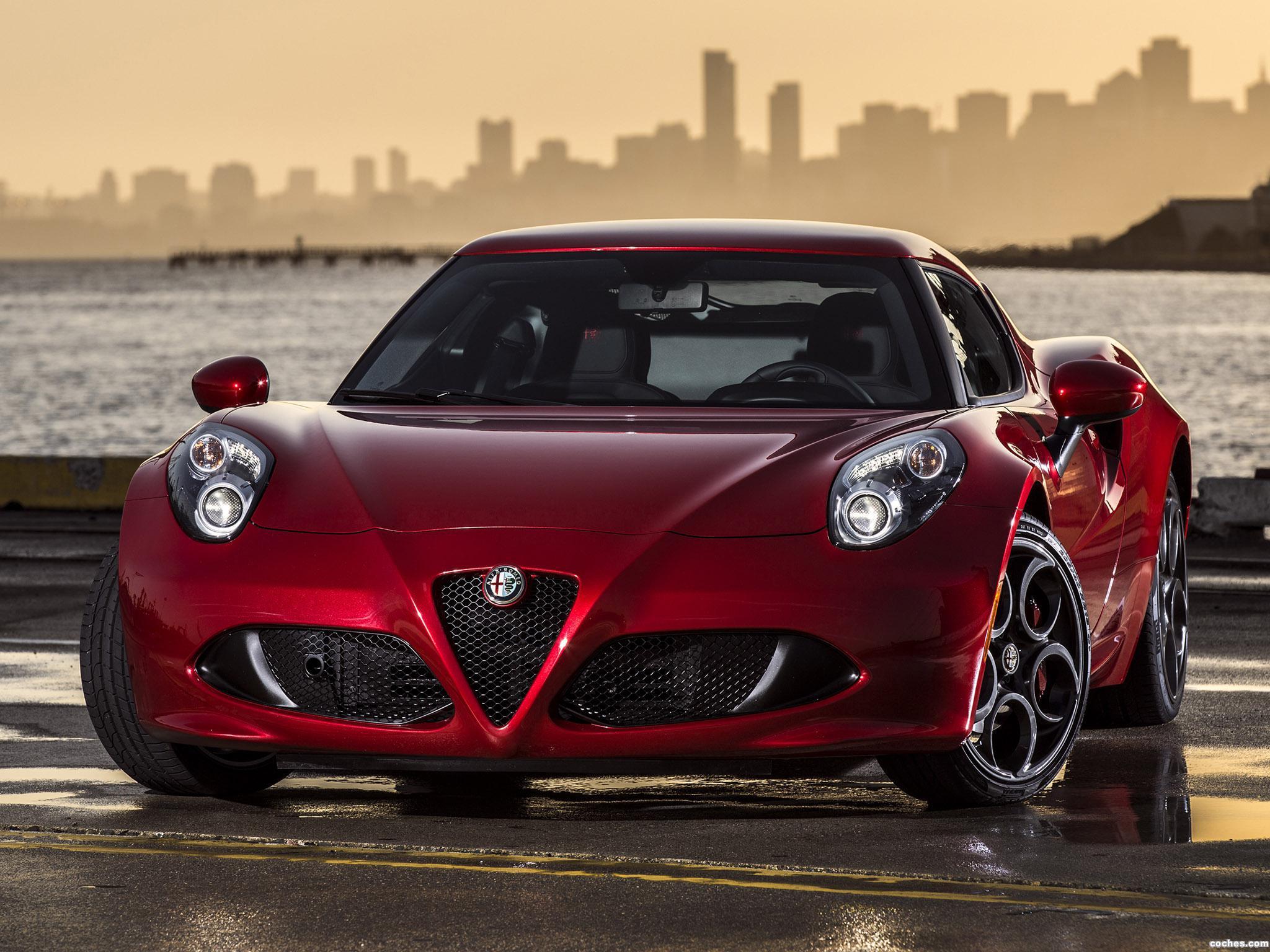 Foto 8 de Alfa Romeo 4C USA 2014