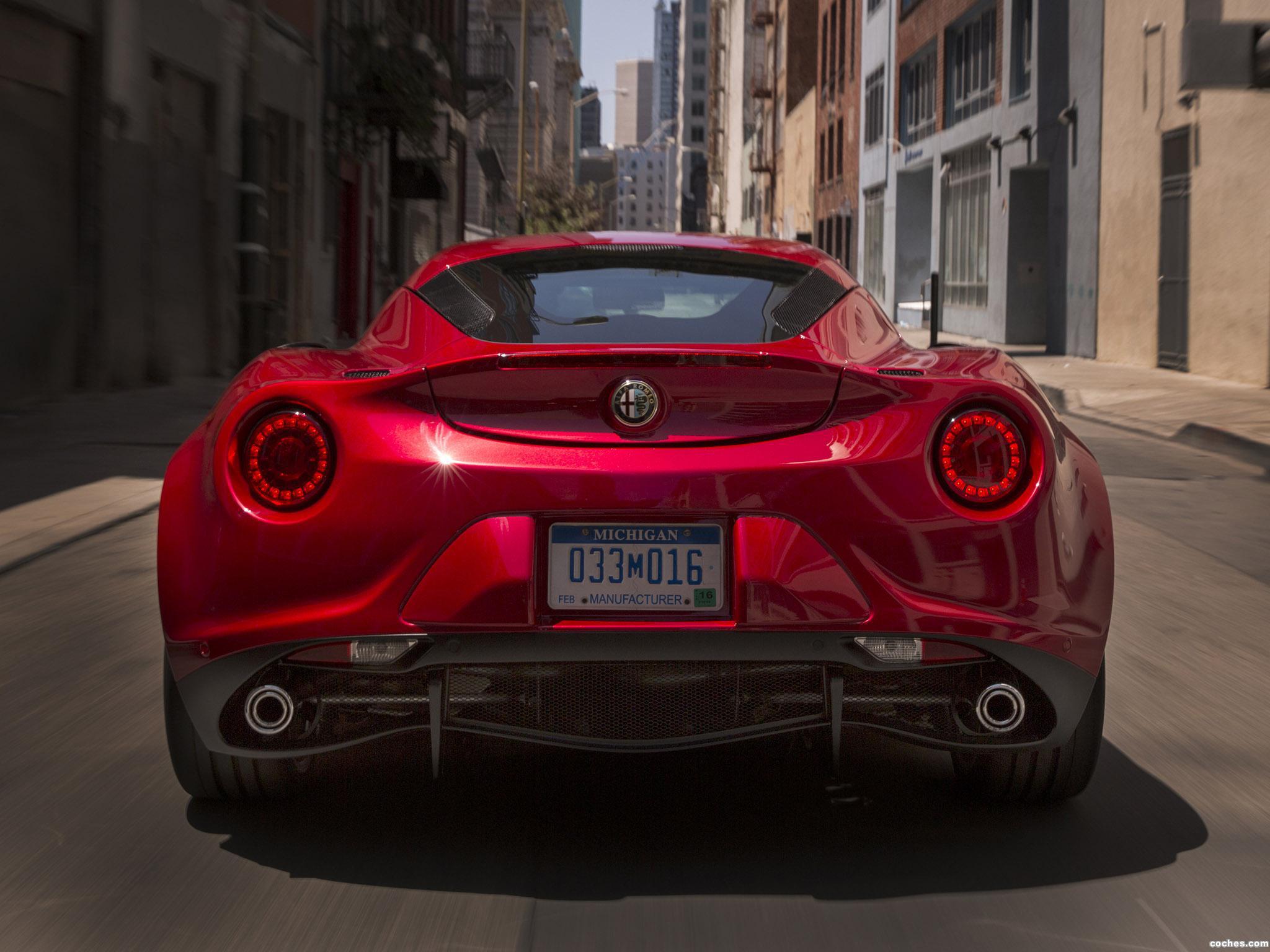 Foto 26 de Alfa Romeo 4C USA 2014