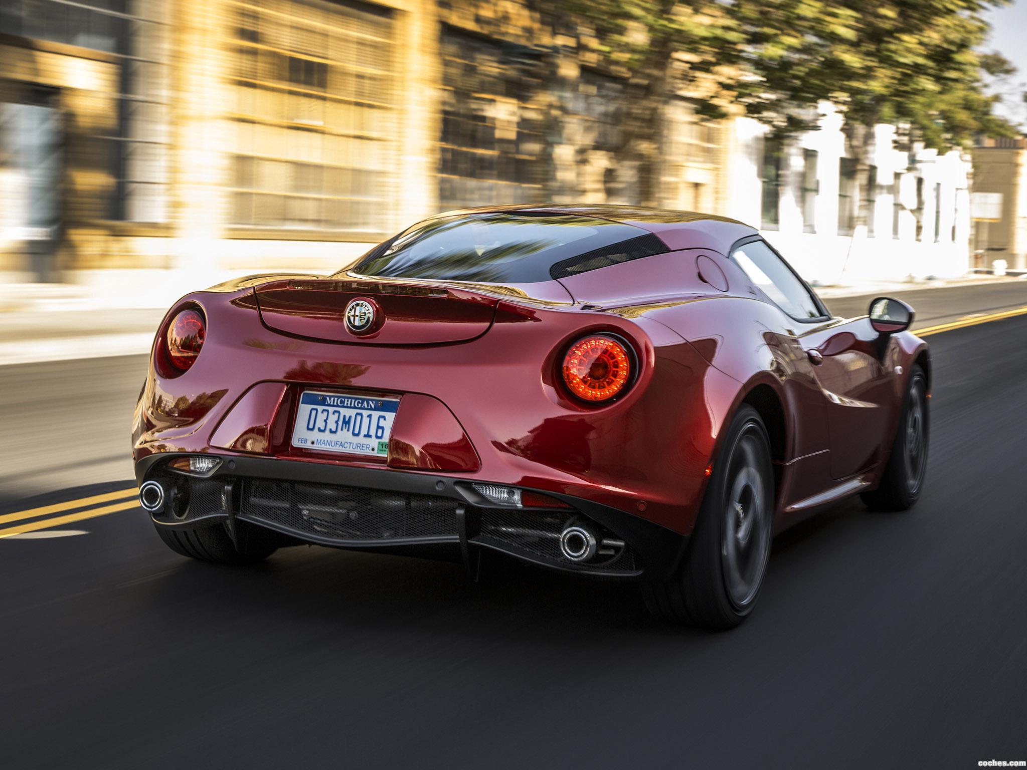 Foto 23 de Alfa Romeo 4C USA 2014