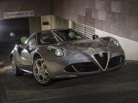 Ver foto 14 de Alfa Romeo 4C USA 2014