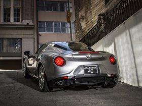 Ver foto 10 de Alfa Romeo 4C USA 2014