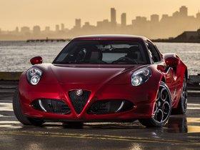 Ver foto 9 de Alfa Romeo 4C USA 2014