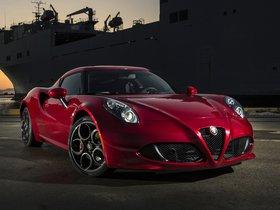 Ver foto 6 de Alfa Romeo 4C USA 2014