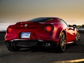 Ver foto 5 de Alfa Romeo 4C USA 2014