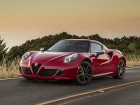 Ver foto 23 de Alfa Romeo 4C USA 2014