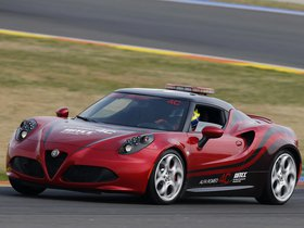 Ver foto 8 de Alfa Romeo 4C WTCC Safety Car 2014