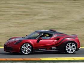 Ver foto 7 de Alfa Romeo 4C WTCC Safety Car 2014