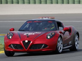 Ver foto 6 de Alfa Romeo 4C WTCC Safety Car 2014