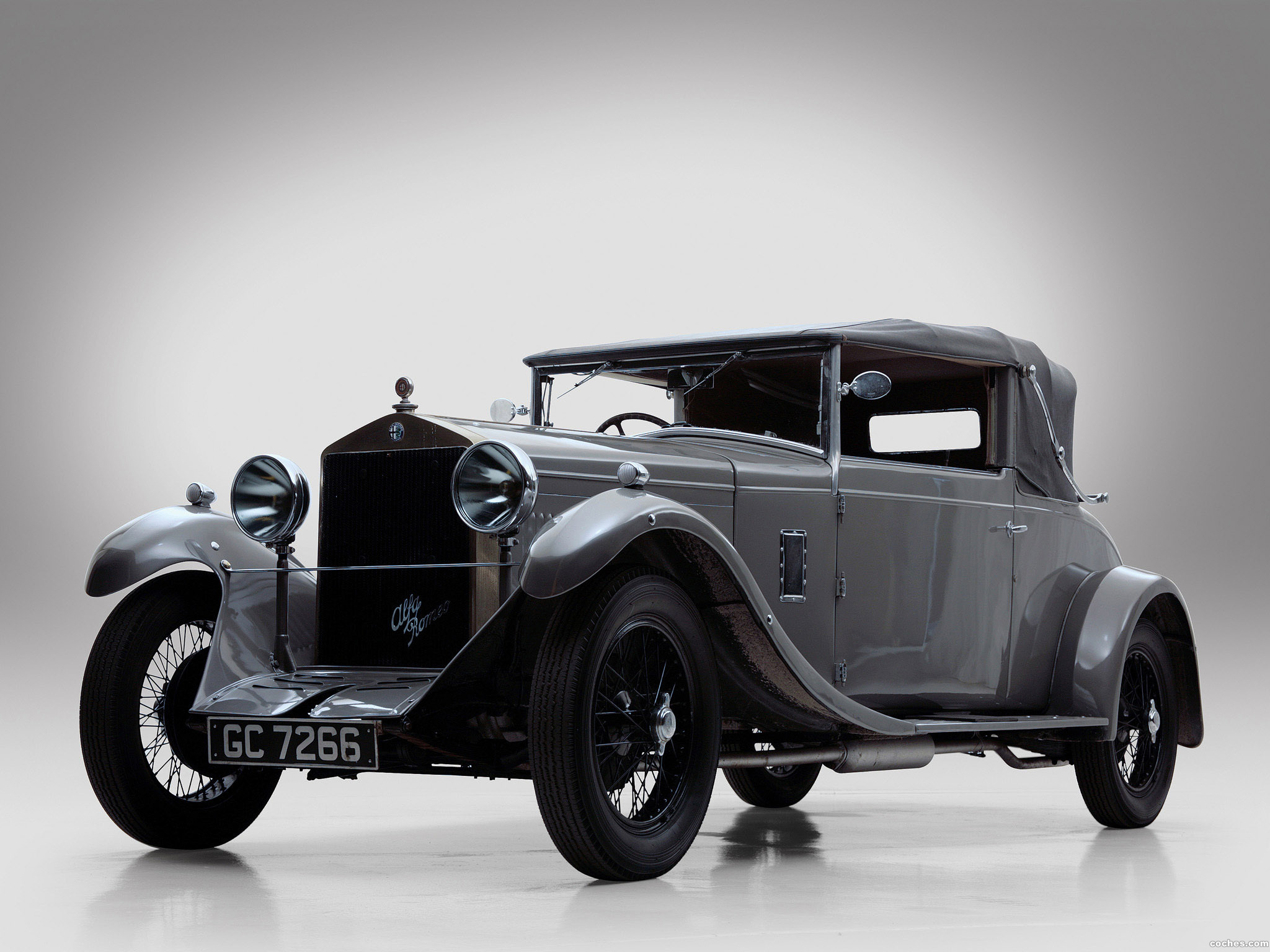 Foto 0 de 6C 1750 Turismo Drophead Coupe 1929