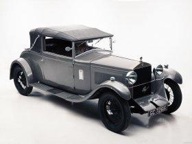 Ver foto 3 de 6C 1750 Turismo Drophead Coupe 1929