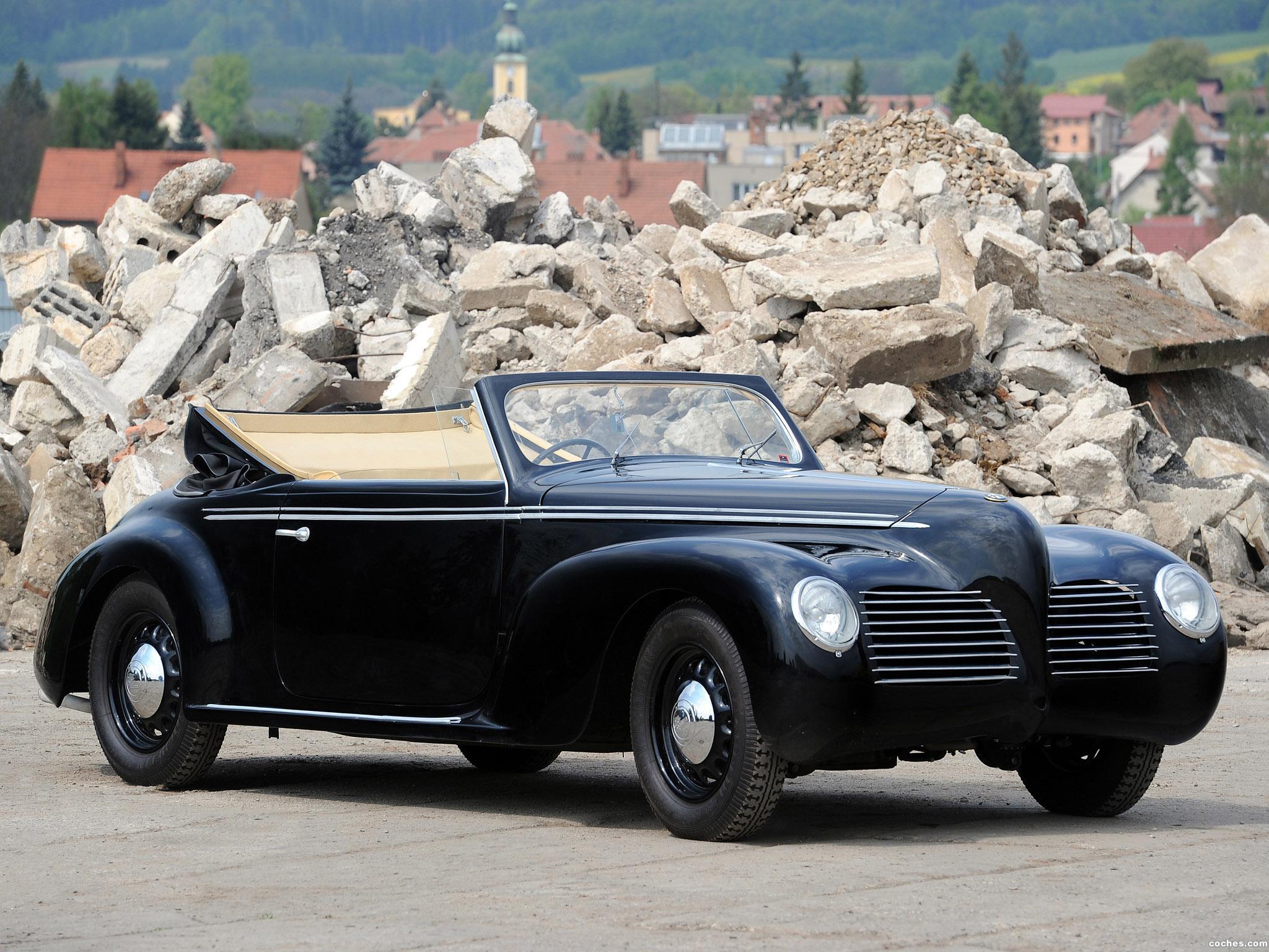 Foto 0 de Alfa Romeo 6C 2500 S Cabriolet 1939