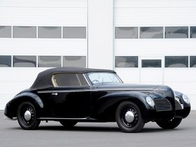 Ver foto 2 de Alfa Romeo 6C 2500 S Cabriolet 1939