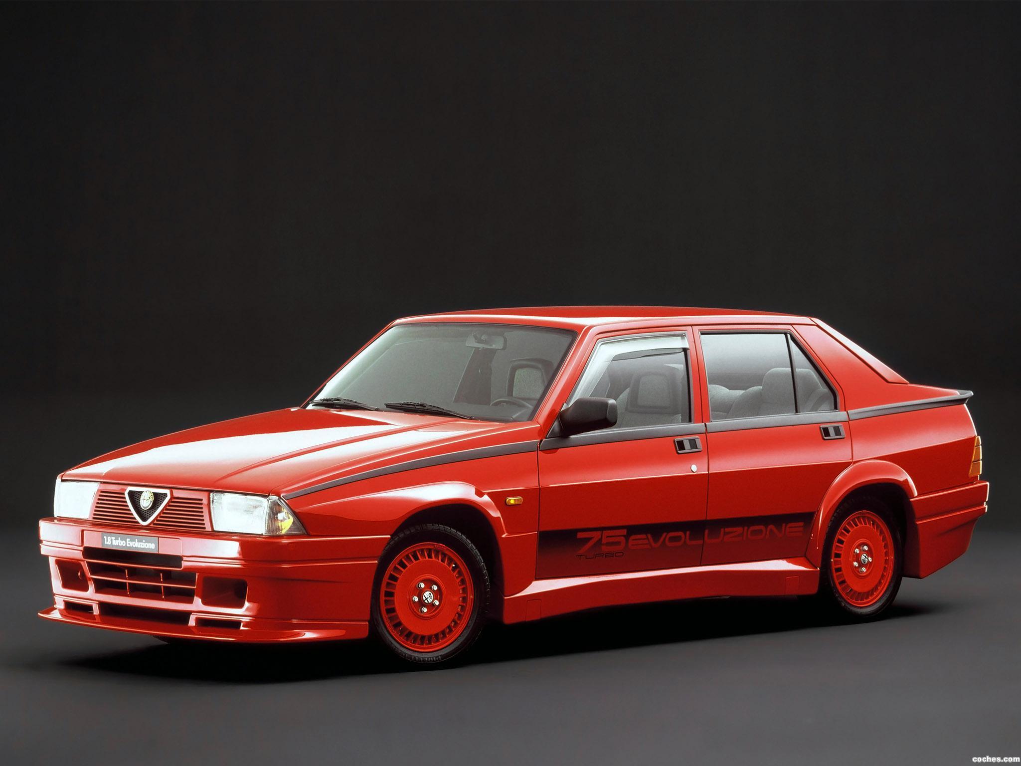 Foto 0 de 75 1.8i Turbo Evoluzione 162 1987