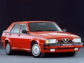 Ver foto 2 de Alfa Romeo 75 1998