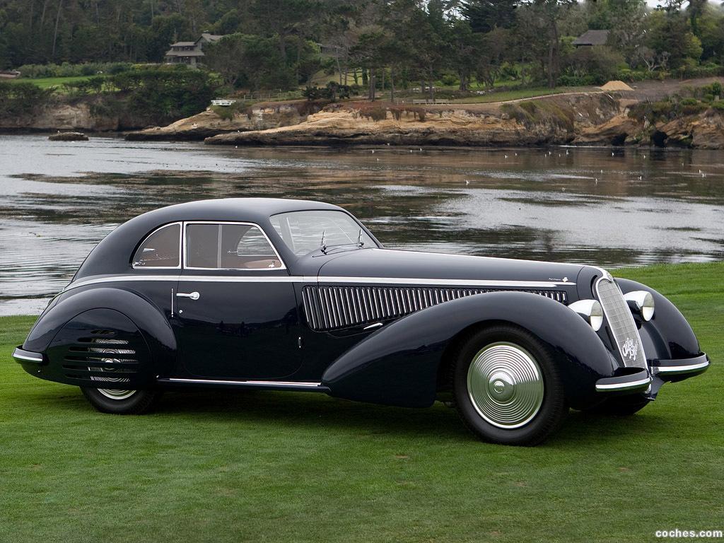 Foto 4 de 8C 2900B Corto Touring Berlinetta 1937