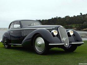 Ver foto 1 de 8C 2900B Corto Touring Berlinetta 1937