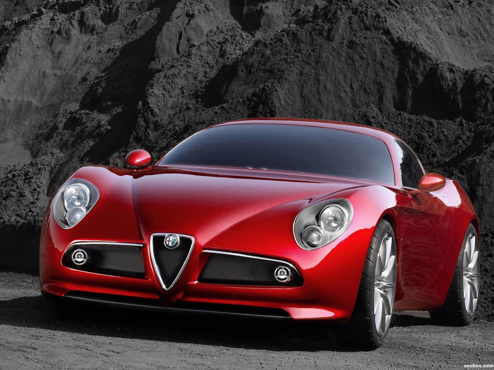 Foto 0 de Alfa Romeo 8C Competizione 2004