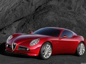 Ver foto 4 de Alfa Romeo 8C Competizione 2004