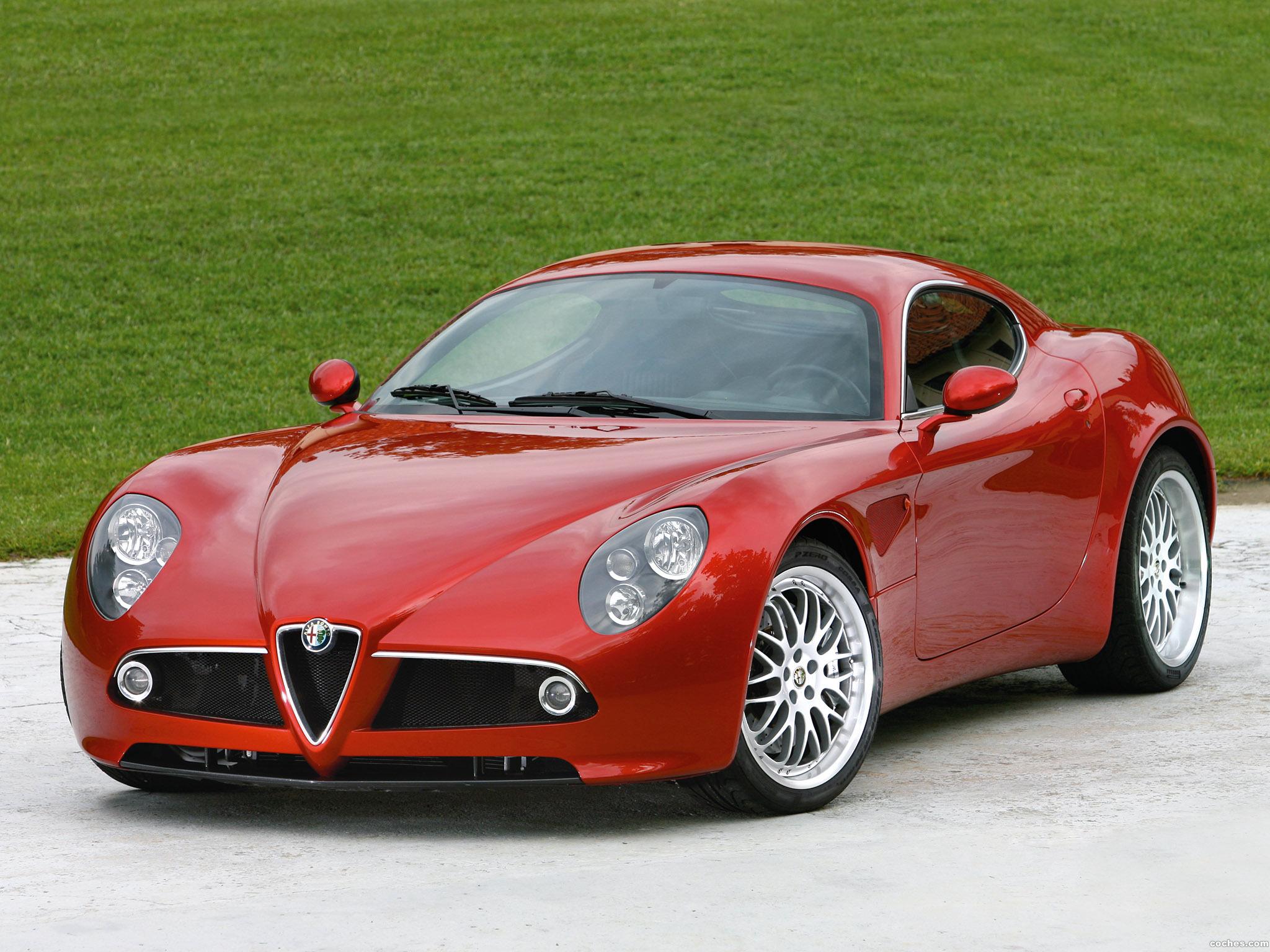 Foto 0 de Alfa Romeo 8C Competizione Prototype 2006