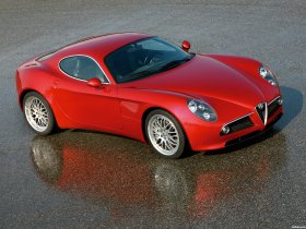 Ver foto 5 de Alfa Romeo 8C Competizione Prototype 2006
